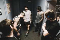One A Day / 72 Days of Bring Me The Horizon — AO