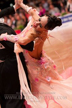2015 GOC – Standard – Ballroom Style