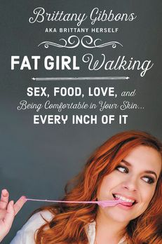 Fat Girl Walking-- trashy enough for the beach, deep enough to qualify as self-help. plus- a GIVEAWAY! #FatGirlWalking #giveaway #free #books