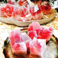 シャリシャリの食べる宝石【琥珀糖】の作り方⁂ - curet [キュレット] まとめ