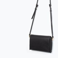ZARA - WOMAN - BASIC MESSENGER BAG