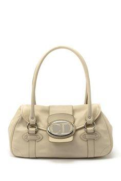 Vintage Dior Leather Handbag