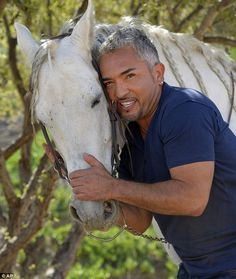Animal lover: His new documentary, which airs November 25 on Nat Geo Wild, will launch a global speaking tour