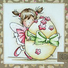 LOTV - March calendar fairy by Gretha Bakker