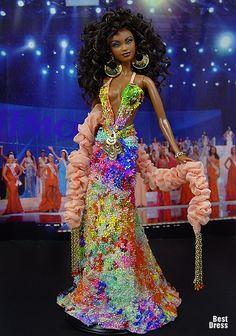 Ninimomos Barbie. Африка. 2009/2010