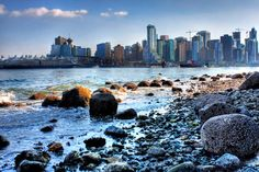 """See 2860 photos from 17756 visitors about biking, seawall, and scenic views. """"I really like StanlyPark, you can sit on the beach, if you want to get. Stanley Park, What The World, Get Outside, British Columbia, West Coast, Trip Planning, Places Ive Been, Vancouver, New York Skyline"""