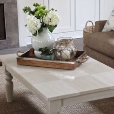 53 Coffee Table Decor Ideas That Don't Require a Home Stylist ... → DIY