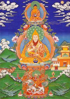 From top to bottom: Buddha Shakyamuni, Tulku Drakpa Gyeltsen and Dorje Shugden. For more free HD downloads, click here: http://www.tsemrinpoche.com/tsem-tulku-rinpoche/downloads/buddha-images.html hugden.