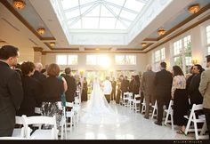 haley mansion indoor grand ballroom ceremony