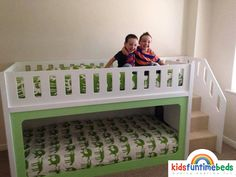 The Continued Success - Kids Funtime Beds #BunkBeds #KidsBeds #Beds #Beddings