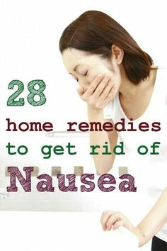 Some common symptoms of nausea are – dizziness, dry heaves, anxiety, stomach p… - Health Remedies Holistic Remedies, Natural Health Remedies, Natural Cures, Herbal Remedies, Holistic Healing, Natural Healing, Natural Skin, How To Cure Nausea, Fibromyalgia