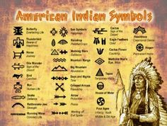 It is important for students to see the different symbols and meanings. Depending upon the Native culture (nation, tribe, geographic region), symbols can hold a variety of meaning (emotions, feelings, etc.). Native American symbols are a testiment that the larger essence of life imbues all things.