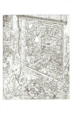 Godzilla by Geoff Darrow