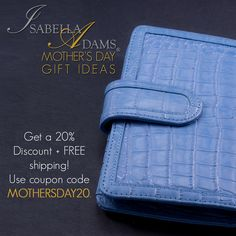 If you're looking for a gift for your mother, you can always consider a wallet as a gift. Visit our website! #mothersday #lovemom #mom #mothersdaygift #isabellaadams