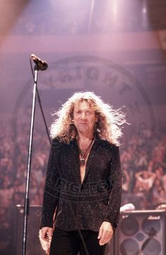 Robert Plant by Ross Halfin *