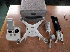 DJI Phantom 4 Quadcopter 4K 12MP Drone is listed For Sale on Austree - Free Classifieds Ads from all around Australia - http://www.austree.com.au/electronics-computer/cameras/video-cameras/dji-phantom-4-quadcopter-4k-12mp-drone_i3675