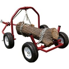 Northern Industrial Tools ATV Log Skid Arch and Holder | Log Arches| Northern Tool + Equipment