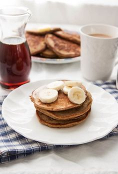 exPress-o: Morning pancakes with a coffee twist