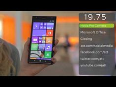 Nokia Lumia 1520 Features and Specs -- AT&T Mobile Minute