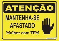 Frases para Facebook - ATENÇÃO MANTENHA-SE AFASTADO | Frases com imagens e recados para Facebook