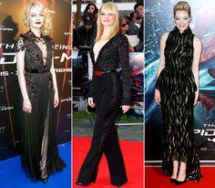 As coisas que eu Acho: As melhores (mais bem) vestidas de 2012... Concordam?