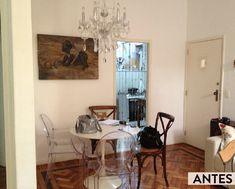 Espaços integrados transformam apartamento em refúgio no Rio