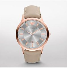 Grey Leather Watches - Google Search