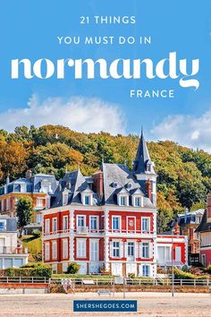 here are the best things to do in normandy, a region in northern france known for world war 2 memorials, the d day landing beaches, medieval history and more. Normandy Beach, Normandy France, Provence France, Beaches Of Normandy, Cool Places To Visit, Places To Travel, Travel Destinations, Places To Go, France Destinations
