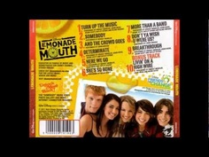 """Full soundtrack of the disney channel original movie """"Lemonade mouth"""". Download more music and tv shows at http://jad2350.blogspot.com & http://dc-downloads.net"""