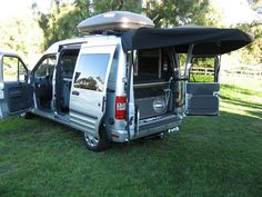 Ford Transit Connect Camper 3