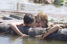Still of Naomi Watts and Tom Holland in The Impossible
