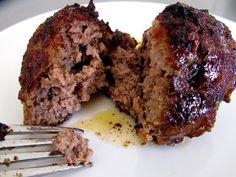 Gehaktbal van Johannes van Dam - SimKookt Dutch Recipes, Lamb Recipes, Meat Recipes, Cooking Recipes, One Pan Meals, No Cook Meals, Minced Meat Recipe, Healthy Crockpot Recipes, Other Recipes