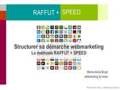 Structurer sa démarche webmarketing : la méthode SPEED+RAFFUT de Mari…