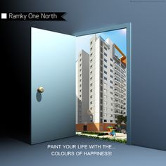 ‪#‎RamkyOneNorth‬ @Bengaluru is magnificent in their integration of spaces where you can Live, Relax and enjoys the finer things in life. For More Info - www.ramkyestates.com