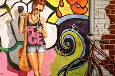 """Saatchi Online Artist: James Needham; Oil, Painting """"The Bus Stop"""""""