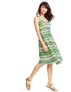 Hattie Dress WH827 Day Dresses at Boden