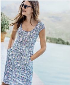 I love dresses with pockets~~~~Try stitch fix today! The latest fashions picked by your own personal stylist delivered right to your door. Such a beautiful fun print! Stitch fix spring summer 2017 dress. Weekender, Modest Summer Outfits, Casual Dresses, Casual Outfits, Weekend Dresses, Stitch Fit, Latest Fashion Dresses, Stitch Fix Outfits, Stitch Fix Stylist