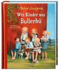 Der Nordhof, der Mittelhof und der Südhof – das ist Bullerbü. Dort leben Lasse und Bosse, Lisa, Ole, Britta und Inga und mit ihren Geschichten sind unzählige Kinder groß geworden. Nun können sich Lindgren-Fans über eine großformatige, von Katrin Engelking neu und liebenswert illustrierte Ausgabe freuen. Immer noch ist es wie Urlaub vom Alltag, die Bullerbü-Kinder zu begleiten und bei ihren Abenteuern dabei zu sein. Astrid Lindgren/Katrin Engelking, Wir Kinder aus Bullerbü. Oetinger Verlag…
