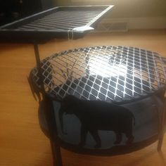 African Grate Grill Exclusive one of a kind fire pit/grill GET it while you can!