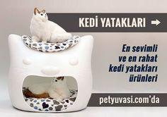 Kedilerinize onları mutlu edecek muhteşem bir hediye vermek isterseniz, petyuvasi.com'daki kedi yatakları sizleri bekliyor. Birbirinden güzel ürünleri incelemek için ► http://www.petyuvasi.com/kedi-yataklari-kat320.html