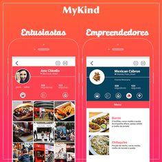 Compartilhe experiências e tendências com empreendedores e entusiastas pelo mundo em uma rede social exclusiva para street e pop-up food. Saiba mais: www.mykind.com.br