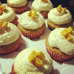 Enjoying Every Bite: Cap'n Crunch Cupcakes