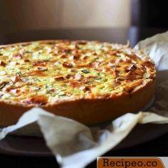 Tomato Quiche Recipe - Recipeo