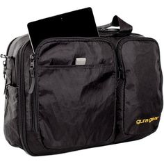 Gura Gear Chobe 19-24L Shoulder Bag, Black Gura Gear