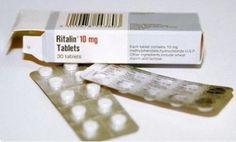 Medicatie: Ritalin - ADHD