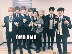 BTS number one fan XD | allkpop Meme Center
