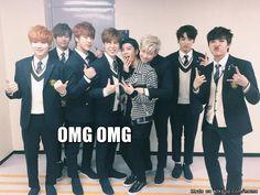 Jackson the fangirl <3