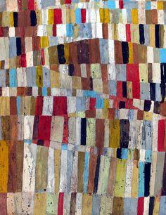 "scottbergeyart: # 1663 ""Here a Klee, there a Klee, everywhere, a Klee, Klee."" on Flickr. Scott Bergey"