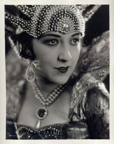 Aileen Pringle in In the Palace of the King (1923)  and Pearls