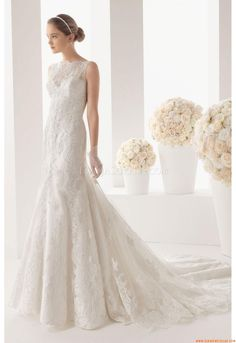 Suknia ślubna Rosa Clara 269 Mistico Two 2014